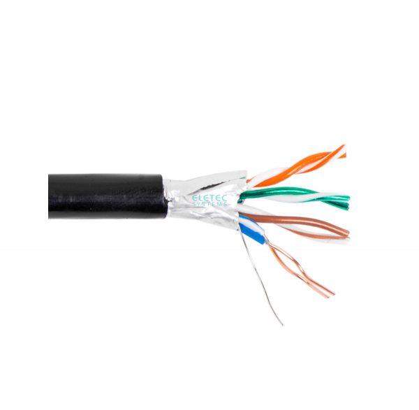 Eletec FTP 5E 4PR OUTDOOR Cu 24AWG